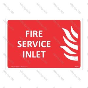 CYO|FFE08B - Fire Service Inlet