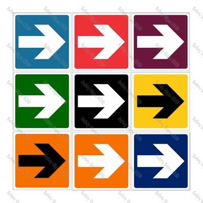 CYO|GA139 - Directional Arrows