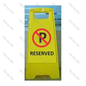 CYO|WG98E1 - Reserved Sign