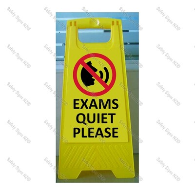 CYO|WG98R - Exams Quiet Please